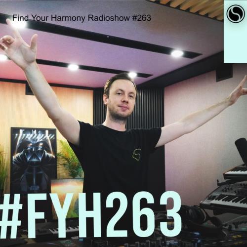 Andrew Rayel - Find Your Harmony Radioshow 263 (2021-06-30)