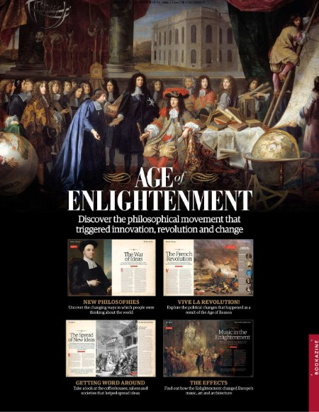 All About History Age Of Enlightenment