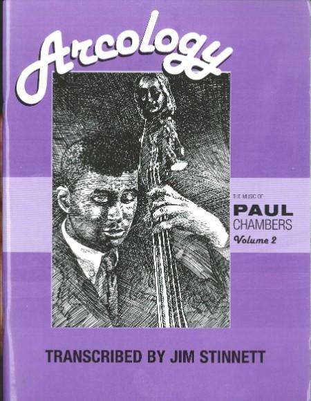 Chambers Stinnett Jim The Music Of Paul Chambers Vol 2 Arcology