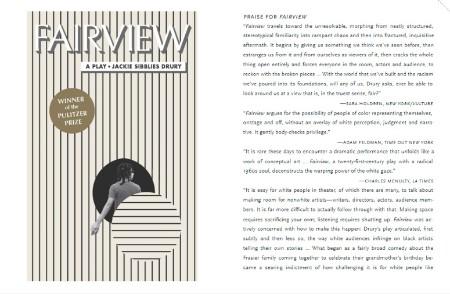 Jackie Sibblies Drury Fairview pdf