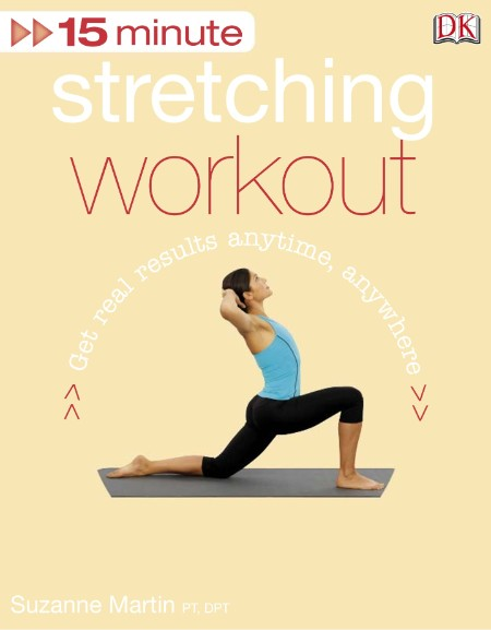 15 Minute Stretching Workout Suzanne Martin (DK) [2010 US]