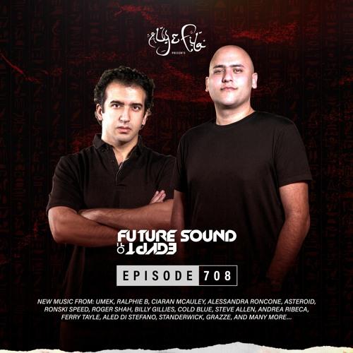 Aly & Fila — Future Sound Of Egypt 708 (2021-06-30)