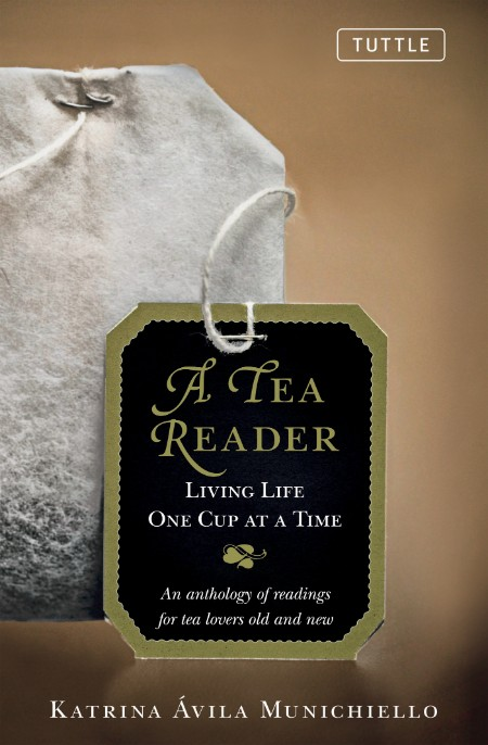 Tea Reader Living Life One Cup at a Time by Katrina Avila Munichiello