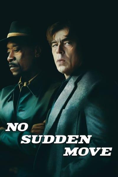 No Sudden Move 2021 HDR 2160p WEB H265-TIMECUT