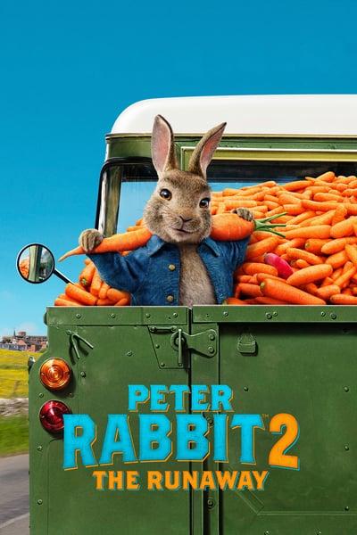 Peter Rabbit 2 2021 1080p WEB-DL DDP5 1 Atmos H264-CMRG