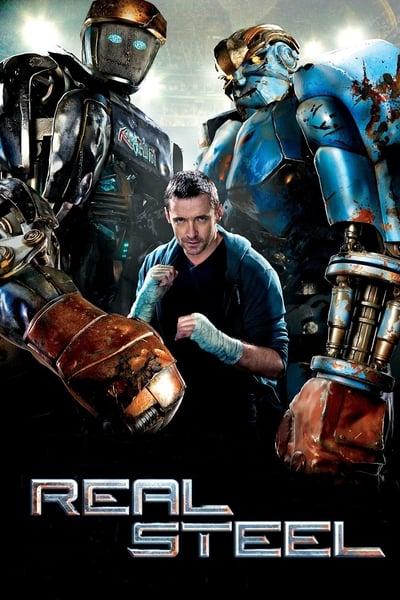 Real Steel 2011 720p BluRay HQ x265 10bit-GalaxyRG