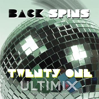 Ultimix Back Spins Vol  21 (2021)