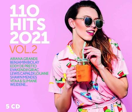 110 Hits 2021 Vol  2 (5CD) (2021)