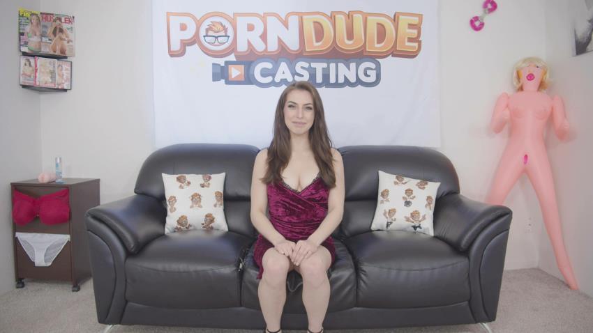 PornDudeCasting.com - Spencer Bradley