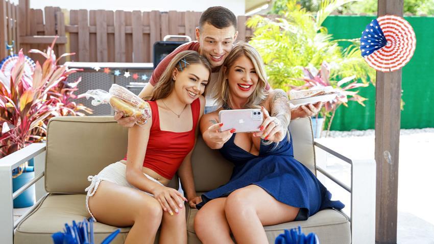 FamilyStrokes.com, TeamSkeet.com - Lolly Dames, Selena Love