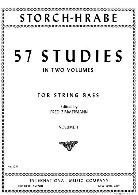 Storch Hrabe 57 Studies 1948