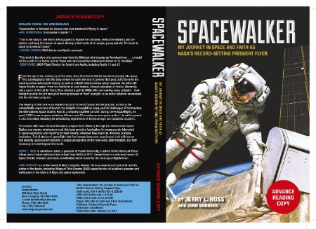 Spacewalker My Journey In Space And Faith As Nasas Record Setting Frequent Flyer