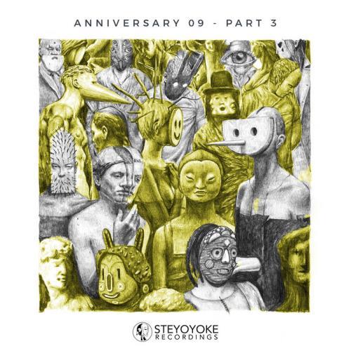 Steyoyoke Anniversary Vol. 09 (Part 3) (2021)