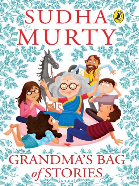 Grandma's Bag of Stories by Sudha Murty