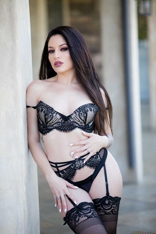 HotAndMean.com, Brazzers.com - Kissa Sins, Madison Ivy
