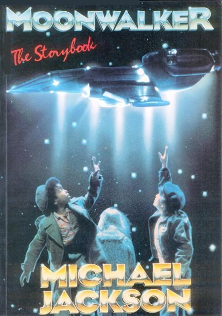 Moonwalker - The Storybook